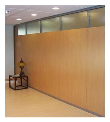 Groisman muebles de oficinas paneles y tabiques mrt 4 - Tabiques de madera ...
