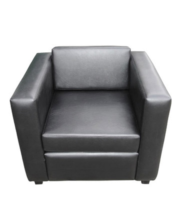 groisman muebles de oficinas espera y recepcion cubo 1 On sillon cama de un cuerpo