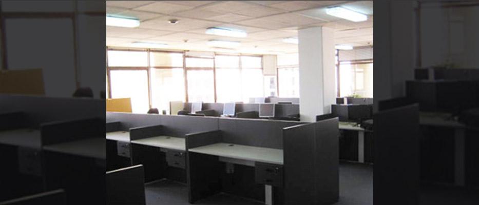 Groisman muebles de oficinas trabajos realizados for Sillones para oficina modernos